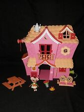 "BLOSSOM FLOWER POT ""Sew Sweet Playhouse"" LALALOOPSY Playset for Mini's"
