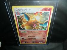 Pokemon SHATTERED GLASS CHARIZARD LV. 60 2009 NINTENDO  1/99 HOLOFOIL!! MT/NM