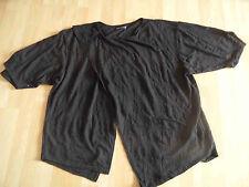 MOMENTE toller Pullover schwarz Lagenlook  w. NEU HMI2