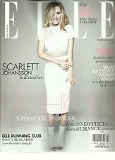 ELLE, UK EDITION  FEBRUARY,2013 (  WHAT SUCESSFUL WOMEN KNOW ) YOU NEED TO KNOW