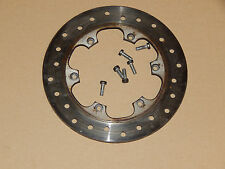 APRILIA RS 125 4mp 1999 DISCO FRENO POSTERIORE REAR BRAKE DISC