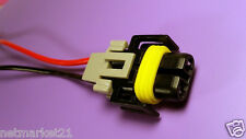 1x H8 H9 H11 Wiring Harness Socket LED Connector Plug for HID Head Fog light