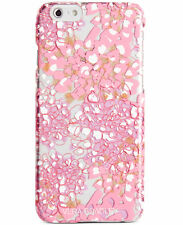 Vera Bradley BLOOMS PINK Clear & Chic Case for iPhone S6 NEW Ships next day