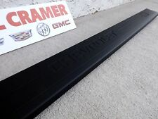 2014+ Chevy Silverado OEM Right Bed Rail Protector Passenger Side NEW  22987366