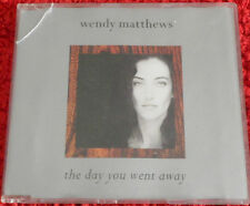 CD  Wendy Matthews / The Day You Went Away / 3 tracks CD