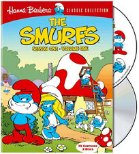 The Smurfs - Season 1, Volume 1 (DVD 2 disc) NEW sold as is