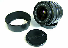 Lens Sigma Aspherical 24-70mm 1:3.5-5.6 UC Fits Sony Alpha and Minolta incl hood