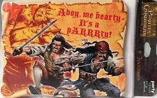 Pirates of the Caribbean Pirate Party Invitations Pack of 8 Hallmark Disney New