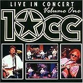 10cc - Live in Concert, Vol. 1 (Live Recording, 1997)