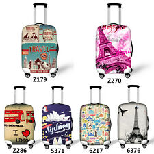 20/22/24/26/28 inch Travel Luggage Covers Elastic Suitcase Protector Jacket