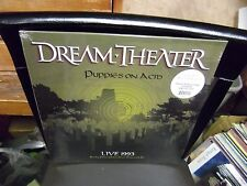Dream Theater Puppies On Acid Live 1993 2x LP NEW 140g vinyl