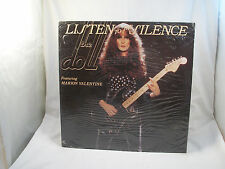 THE DOLL Listen To The Silence SEALED Canads press1979 glam Beggars Banquet 12LP