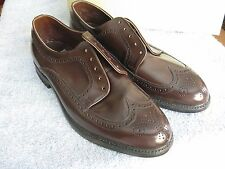 VINTAGE WESBORO OXFORD ROYAL OAK THE VERY NEWEST IN MEN'S SHOES NIB Size 9?