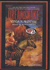 Dreamsnake by Vonda N. McIntyre (2008, MP3 CD Audiobook, Unabridged) Hugo Winner