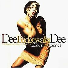 Dee Dee Bridgewater Love and peace-A tribute to Horace Silver (1995) [CD]