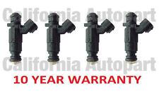 4x OEM Bosch fuel injectors for 00-05 Hyundai Accent 1.5L, 1.6L (35310-22600)