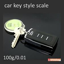 Mini Pocket Digital Scale Ultrathin 100g/0.01 Light Weight Car Key Style