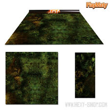 Orc Lands / Amethyst land – Double-Sided 48″ x 48″ Mat for Battle Games