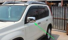 Chrome Side Mirror Cover for 2010-2013 Nissan X-TRAIL Mirror Cover