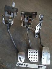 Subaru GC/GF8 STI WRX Factory Clutch / Brake / Accel Pedal Box. #15