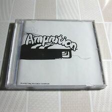 Amunition - Planet Mu Records Sampler ENGLAND CD #T02