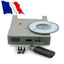 Emulateur Lecteur De Disquette Clé USB (Model: Gris) pour ATARI MEGA STE/FALCON
