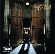KANYE WEST : LATE REGISTRATION / CD - TOP-ZUSTAND
