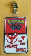 Pokemon Go ID Badge-Team Valor Pokemon Trainer cosplay costume