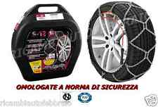 Catene da neve Lampa S12mm per Furgoni Suv Ford Escape 215/70r16 16465