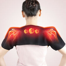 Pain Relieve shoulder massager Tourmaline heating Belt Magnetic Therapy