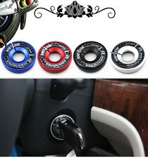 Car Ignition Key Lock Keyhole Decoration Ring for VW Volkswagen Golf Jetta