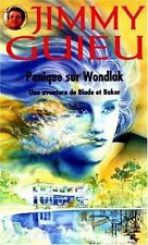 Panique sur Wondlak.Jimmy GUIEU n° 117.Science Fiction SF30B