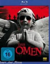 DAS OMEN (Gregory Peck, Lee Remick) Blu-ray Disc NEU+OVP