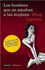 Los hombres que no amaban a las mujeres: The Girl With The Dragon Tattoo (Spanis