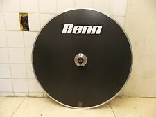 Renn Carbon Fiber Disc Rear Tubular Road Wheel Shimano Sram