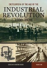 Encyclopedia of the Age of the Industrial Revolution, 1700-1920 [Two Volumes], C