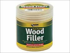 Everbuild - Multi-Purpose Premium Joiners Grade Wood Filler Light Oak 250ml