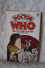 Target Book Doctor Who and The Stones of Blood Terrance Dicks 1982