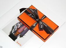 HERMES Authentic Knotting Cards No 5 for Carre Twilly SEALED Ribbon NEW!