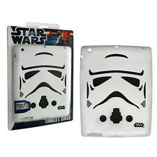 STAR WARS - Stormtrooper iPad 2, 3 Silicon Case Cover (Zeon) #NEW