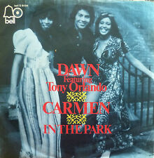 "7"" 1971 BELL! DAWN feat. TONY ORLANDO : Carmen /MINT-?"