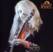 Live In Japan - Leon Russell (2011, CD NIEUW)