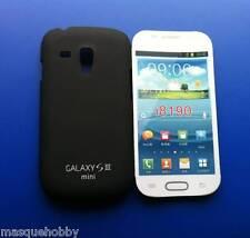Funda Carcasa Dura Logotipo Samsung Galaxy S3 Mini i8190 S 3 SIII Negro Logo NEW
