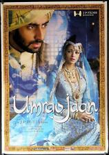 R637 UMRAO JAAN Indian Poster '06 Aishwarya Rai Bachchan in the title role!
