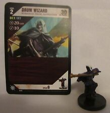 Drow Wizard Dungeons & Dragons D&D Minis Dungeon Command Promo GD12 Gameday