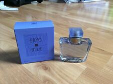 Rare Perfume New Yves Rocher Eryo Blue 1.7oz Women's Eau de Toilette Spray 50ml