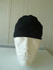 Tube Bandana - Bikers Head wrap/ Face/Neck cover/ scarf (Black)
