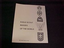Eagle Scout Badges of the World guide equivalent awards