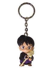 **License** Inuyasha PVC 3D Keychain Chibi Miroku Da #3359