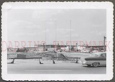 Vintage Photo 1955 Plymouth Car at New York International Airport 662515